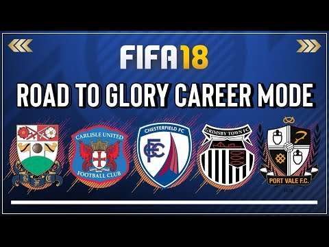 FIFA 18 Road To Glory Career Mode: Pemilihan Tim (POLLING!)