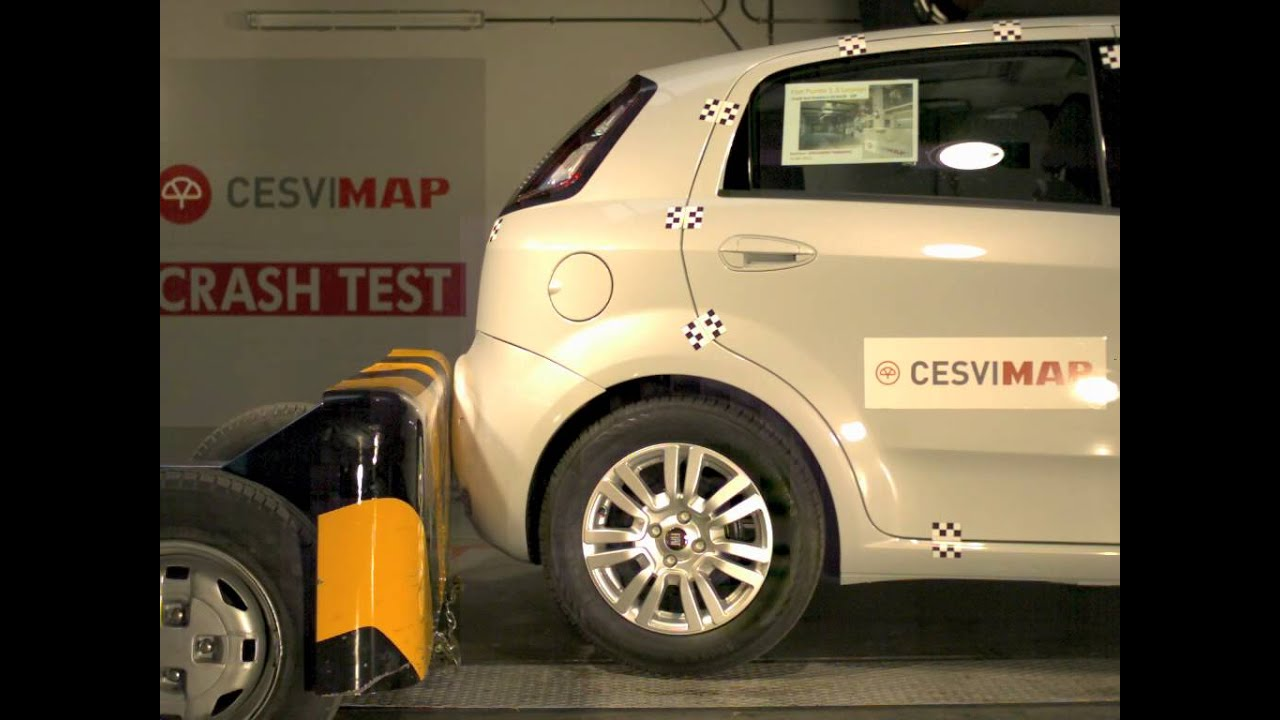 punto test just rating euro ncap fiat a the star zero crash post received