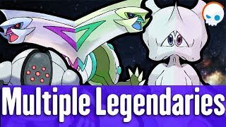 Are Legendary Pokemon Unique? | Gnoggin