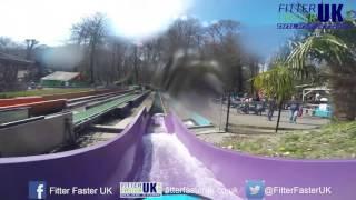 Woodlands Theme Park Devon - Water slides