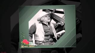 BONANZA - ♦ Homenagem a Lorne Greene - Tribute to Lorne Greene ♦