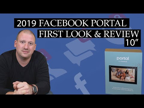 Facebook Portal Review (2019 Version) w/Real World Test