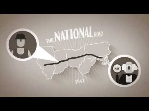 InHistory episode 2 the National Road | in.gov