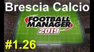 🔴Football manager 2019_ Brescia Calcio.Serie A⚽ Версия #1.26