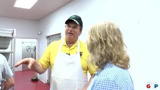 Sen. LaSata visits Zick's Specialty Meats in Berrien Springs