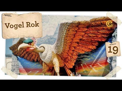 Vogel Rok - De Magische Klok - Efteling