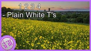 Video 1 2 3 4 (Plain White T's) - Piano Cover download MP3, 3GP, MP4, WEBM, AVI, FLV Oktober 2017