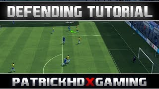 Fifa 14 | Defending Tutorial | How to defend - feat. Headers, Crosses & much more | IN-DEPTH