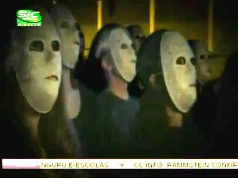 Vertigo Steps :: Fire Eaters @ Curto Circuito (SIC Radical TV)