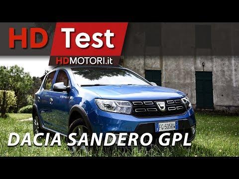 Dacia Sandero Stepway 2017 GPL, il non plus ultra del