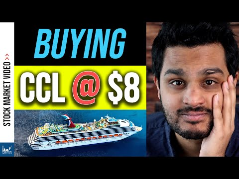 I Bought More CCL Stock (Carnival Cruise Stock)