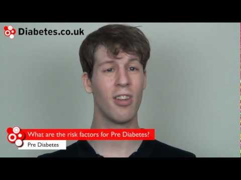 Pre Diabetes - Causes, Risk Factors