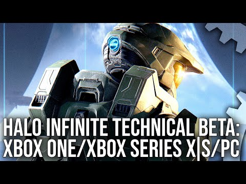 Digital Foundry: подробный анализ беты Halo Infinite - падения до 540p на Xbox