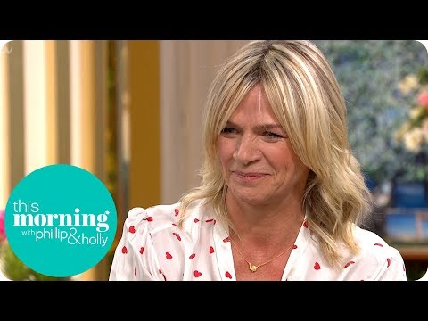 Zoe Ball Was So Moved by the Response to Her Sport Relief Bike Ride | This Morning