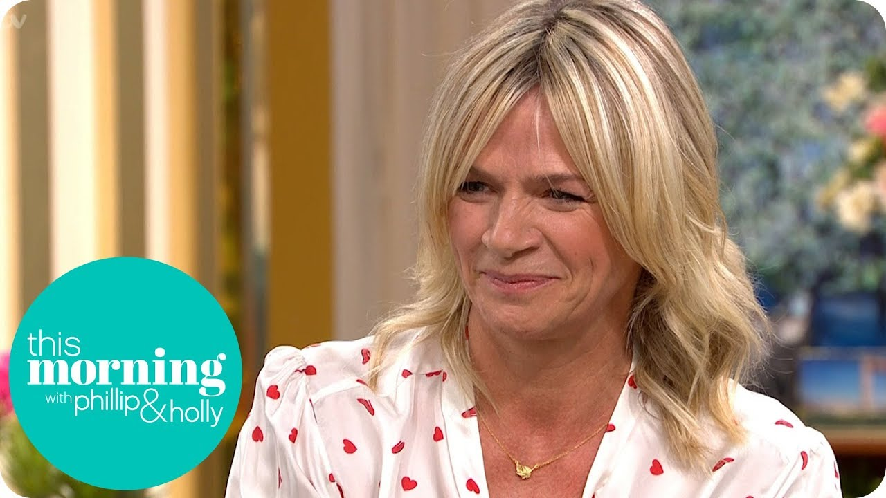 Watch Zoe Ball's Healthy Eating Tips video