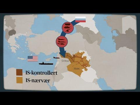 Syria-konflikten På 2 Minutter