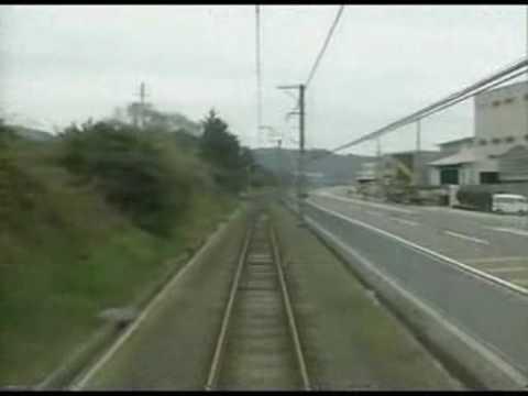 南海和歌山港線(和歌山港→水軒)
