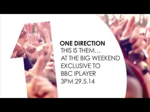 One Direction - This Is Them.... At The Big Weekend