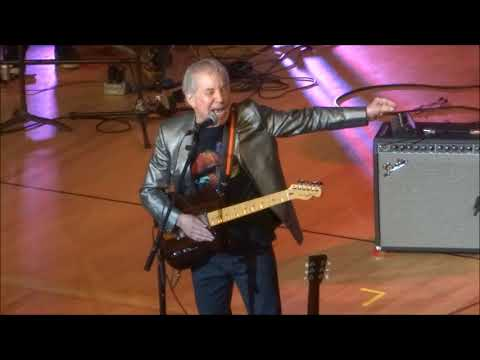 Paul Simon - Late In The Evening - Eastman Theatre - Rochester, NY - April 22,2018