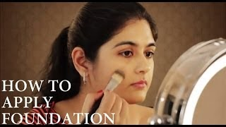 How to Apply Foundation on Indian skin Thumbnail