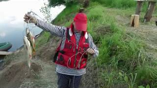 Рыбалка в июле на Оби 2017
