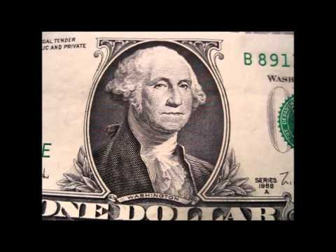 $My Vintage 1988 American One Dollar Bill Mint Condition$