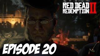 Red Dead Redemption 2 : Soirée avec Le Maire | Episode 20