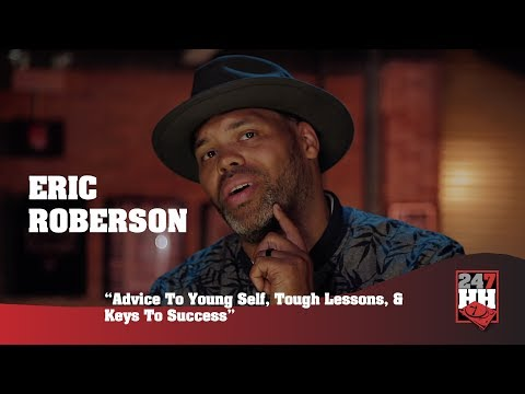 Eric Roberson - Attending An Interesting Low Key Party With D Prosper (247HH Exclusive)