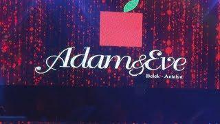 Adam and Eve - beach. Turkey - Belek. Адам и Ева отель в Турции - Белек. Пляж.