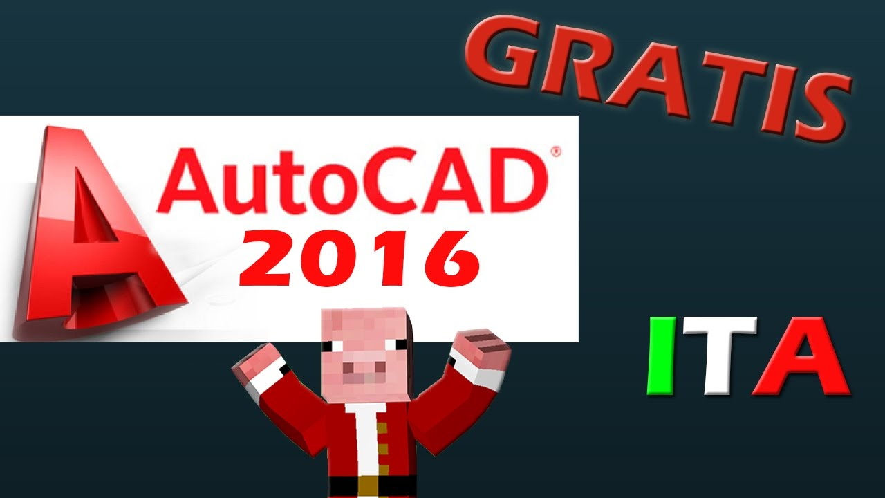 autocad lt 2016 download gratis italiano