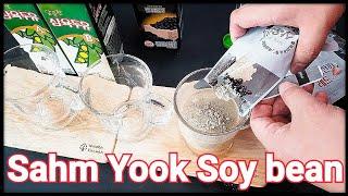 삼육두유 / 삼육식품 / 언박싱(후기) [kfood]