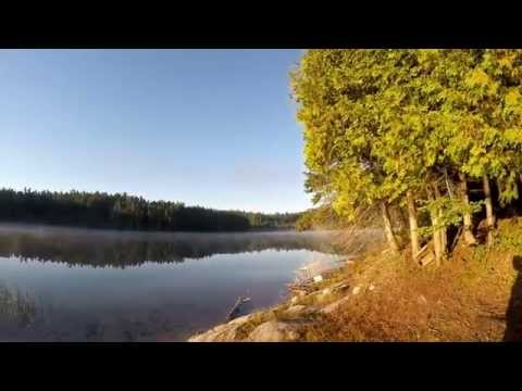 A week of Hunting and Fishing in Calabogie