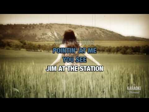 Crime Of Passion in the style of Ricky Van Shelton | Karaoke with Lyrics