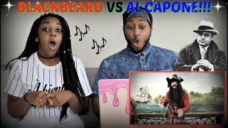 "Epic Rap Battles of History Season 3 ""Blackbeard vs Al Capone"" REACTION!!!"