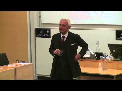 Urs Rohner Highlights Importance of Trust