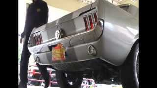1967 Mustang Resto Mod For Sale!