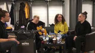 Too Good To Be True Backstage At TV4 Fotbollsgalan 2017