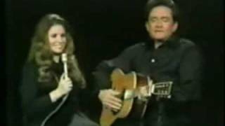 Johnny Cash & June Share There Holy Land Trip