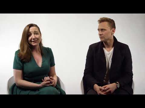 Why Stage Coriolanus? | Tom Hiddleston And Josie Rourke | Donmar Warehouse: National Theatre At Home