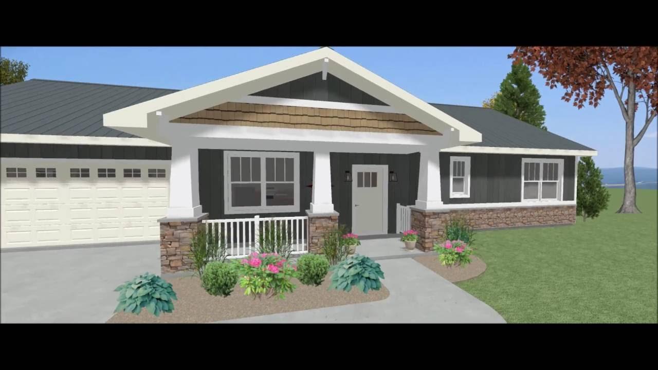 Floor Plan Walkthrough   Wausau Homes Stillwater   Hawkinson Residence