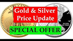 Price Of Silver And Gold