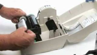 Установка самоклеяюихся этикеток Datamax EClassTT MediaLoading(установка самоклеяюихся этикеток и красящей ленты в принтер этикеток Datamax E-class (E-4203, E-4204, E-4304) удобна за счёт..., 2009-09-29T07:28:58.000Z)