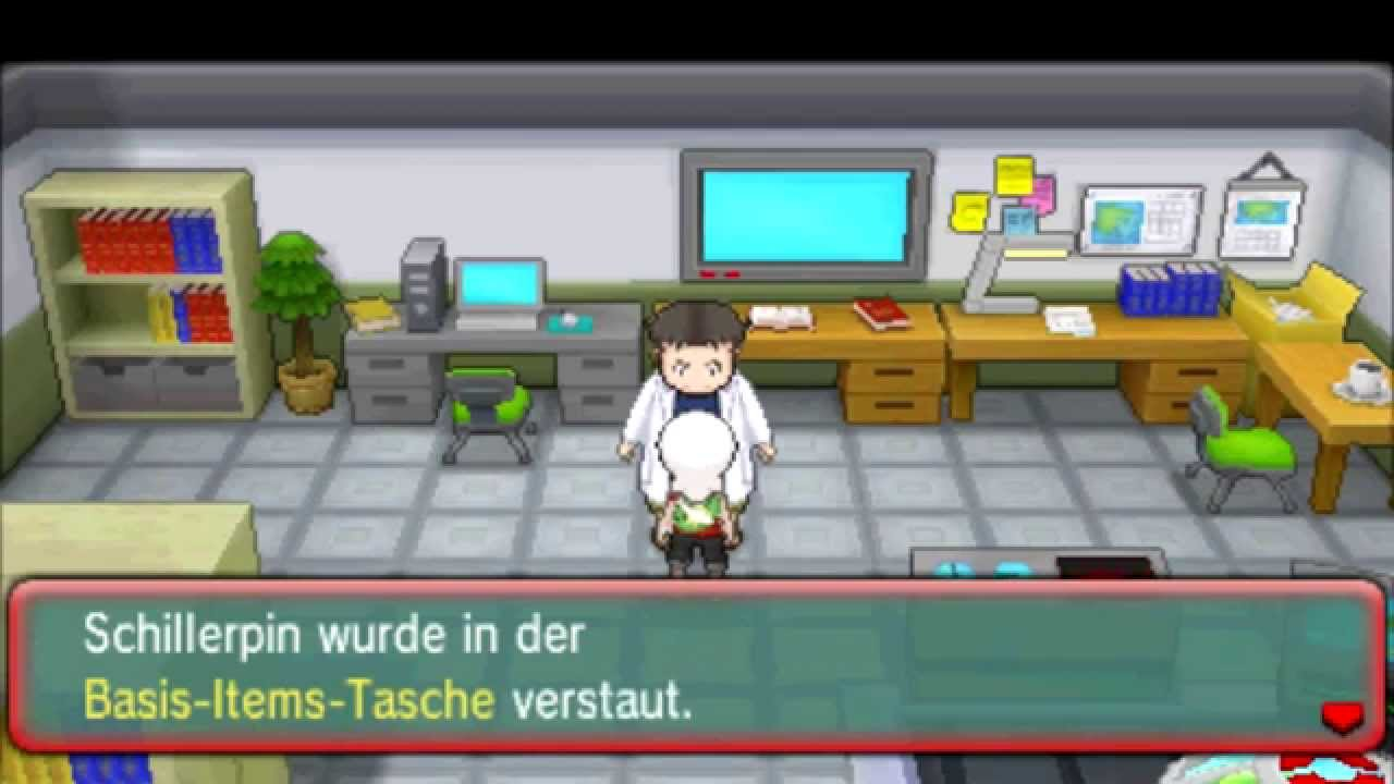 Pokémon Oras Voller Pokedex Ovalpin Schillerpin Erhalten