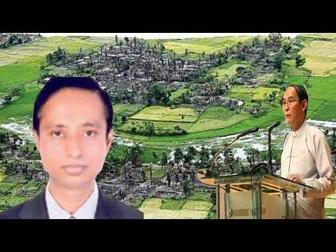 TODAY 16 SEP  2019 #English News Translation In Rohingya Language By Mr Sherif Arakani