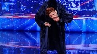 Repeat youtube video Top 10 Most Surprising America's Got Talent Auditions