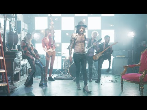Neon Animal (feat. The Healthy Junkies) - Vive Le Rock (Official Music Video)