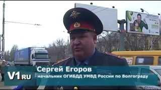 Новости Волгограда: состояние дорог в городе