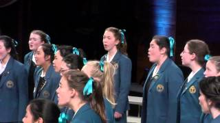 Teal Voices Wellington Girls' College Conductors Nicola Sutherland,...