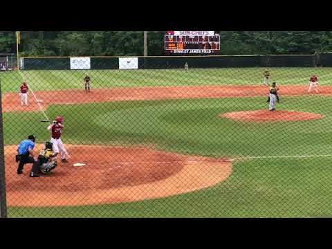 Tannor Dalfrey Pitching at Coastal Alabama Community College