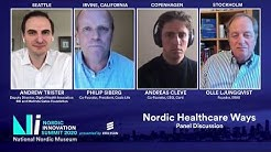 Nordic Healthcare Ways Panel—Nordic Innovation Summit 2020
